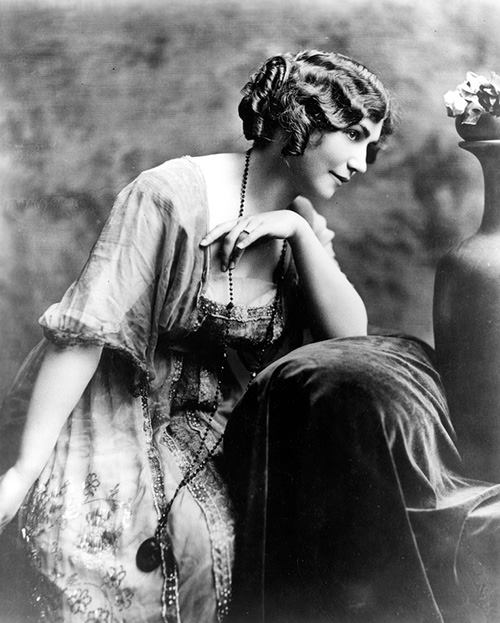 America's first woman filmmaker, Lois Weber (1881-1939) began her career as an actress, but in 1913 she began directing films and by 1916, working at Universal, she was one of the highest paid directors in the world. In 1917 she formed her own production company, and her career flourished until the early 1920's. Her films, which focused on such controversial and serious issues as birth control and abortion, brought her into constant conflict with distributors.