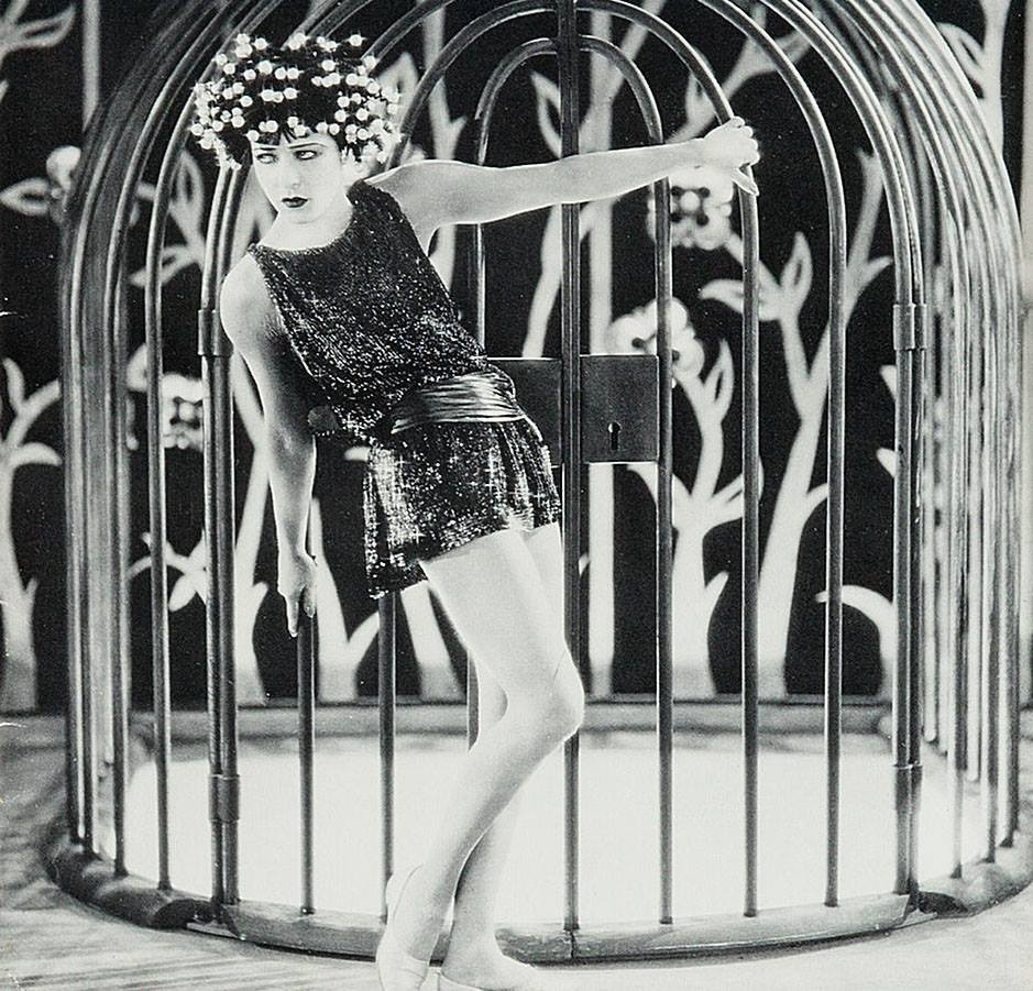 Alla Nazimova as Salomé (1923)