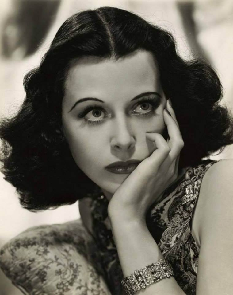Hedy Lamarr foto Clarence Sinclair Bull (MGM, 1938)