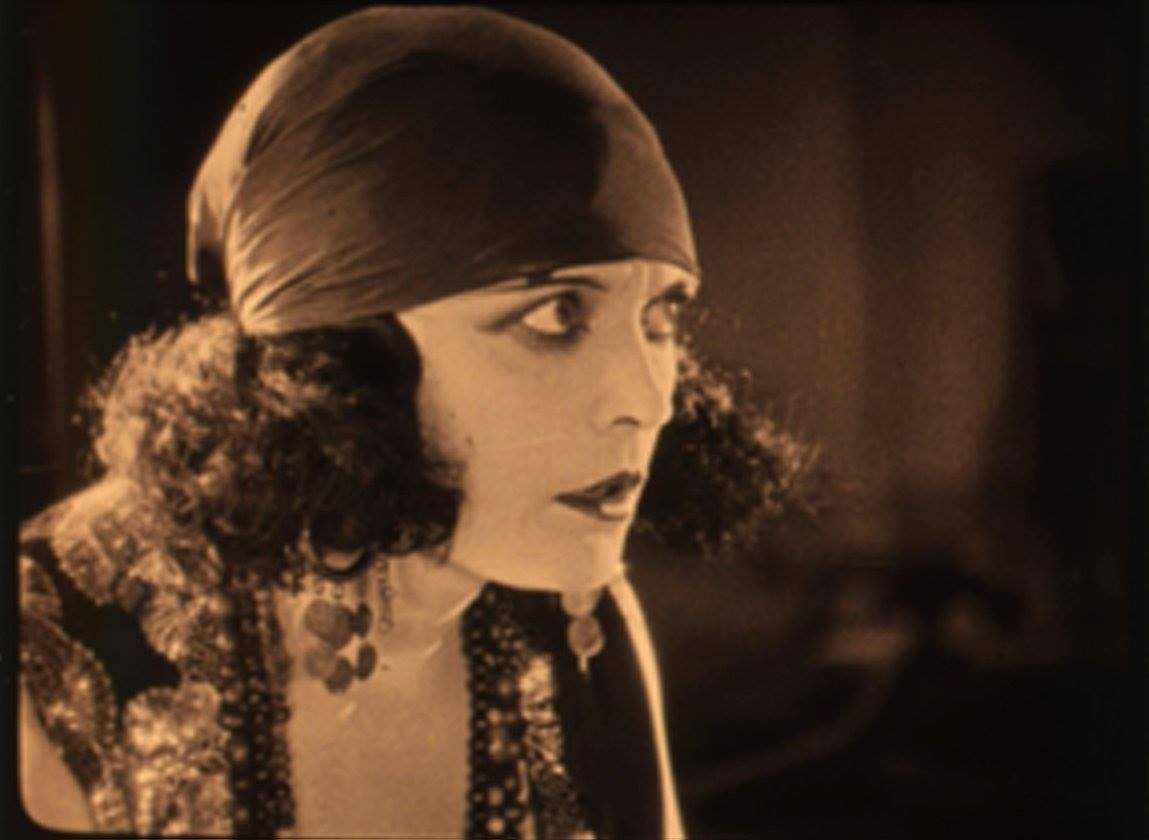 Pola Negri i The spanish dancer.