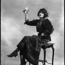 Cheers Betty Lindley, 1914