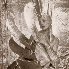 Cecil Beaton - Tilly Losch As The Manchu Marchioness, 1930s