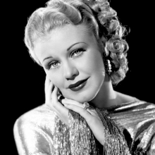 Ginger Rogers 1930
