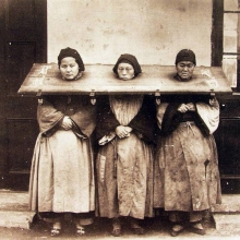 Three women found guilty of witchcraft in China, 1922